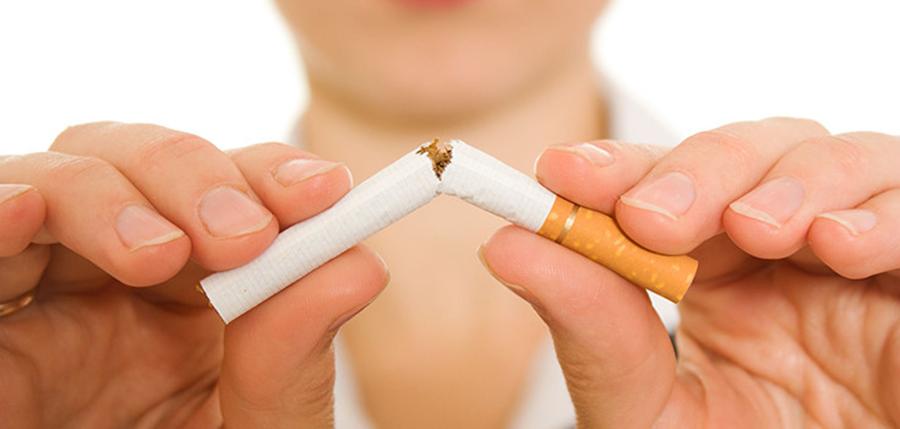 1. Tránh xa thuốc lá
